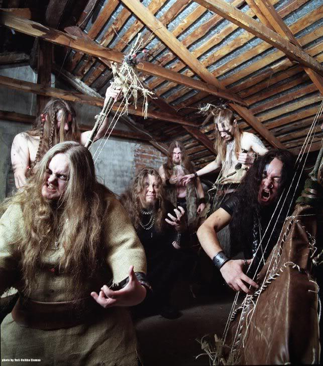 Few awesome Finntroll covers